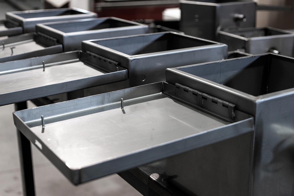 Stainless Steel NEMA 3R Enclosure