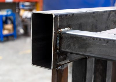 Custom Fabricated Steel Frames