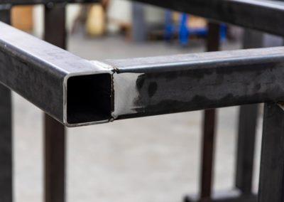Custom Steel Frames