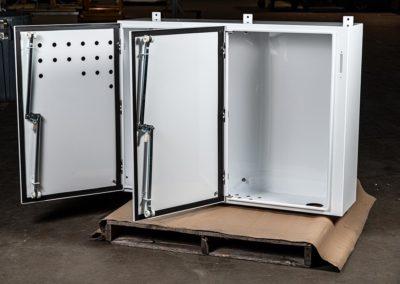 Nema 4 Enclosure with Hinged Doors