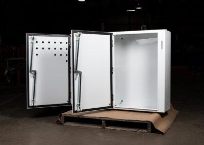 Nema 4-Enclosure with Hinged Doors