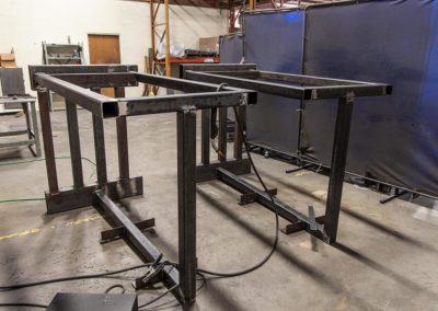 Steel Tubing Fabrication and Welding
